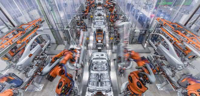 IFR-Roboter