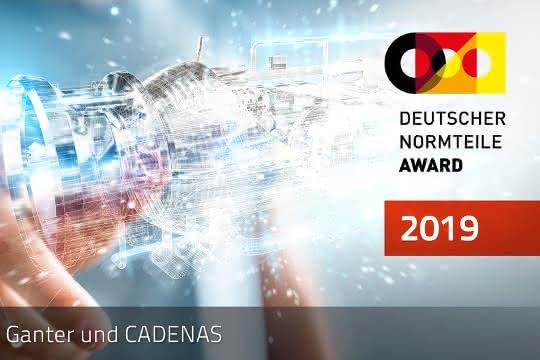 Deutscher Normteile Award 2019