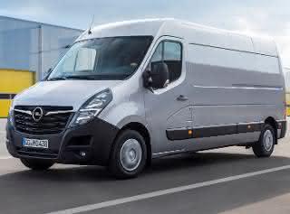 Kleintransporter: Opel entwickelt Movano weiter
