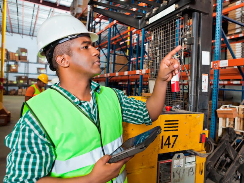 transport logistic: Robuste Tablets für die Logistik