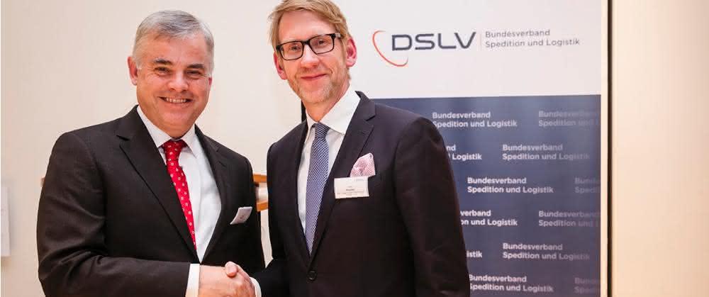 DSLV verabschiedet Hubert Valder