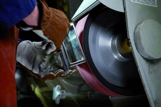 Oberflächenbearbeitung von Aluminium