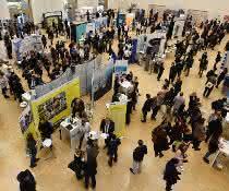 Arbeitgeber persönlich treffen auf dem Jobvector Career Day in Hamburg