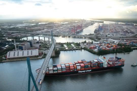 Quartalszahlen Hafen Hamburg: Hafen Hamburg – starkes Wachstum im ersten Quartal