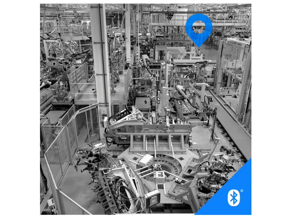 Wireless-Sensornetzwerke: Bluetooth in Industrie 4.0