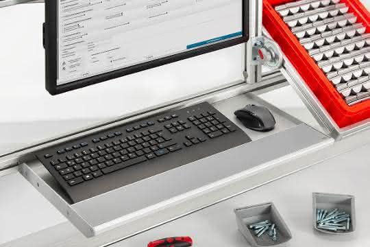 Item-Tastaturhalter