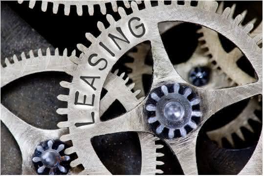 Leasing von Maschinen