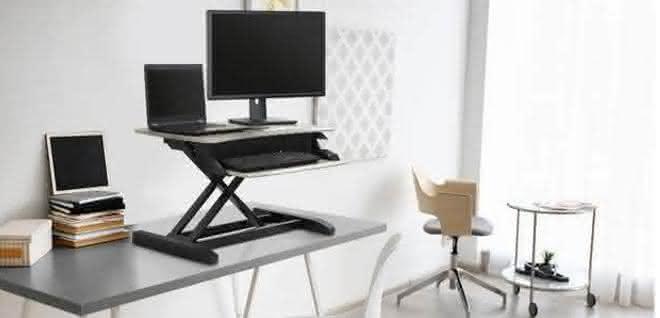 moderne Arbeitsplatzgestaltung