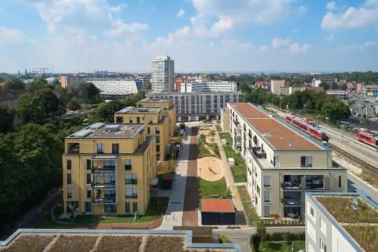 106 neue Mietwohnungen