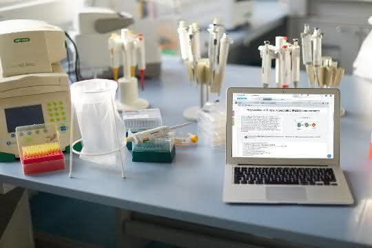 Unternehmensfusion: Labfolder plus Cubuslab gleich Labforward