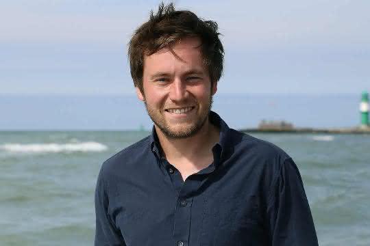 Jens Müller vom Leibniz-Institut für Ostseeforschung Warnemünde (IOW)