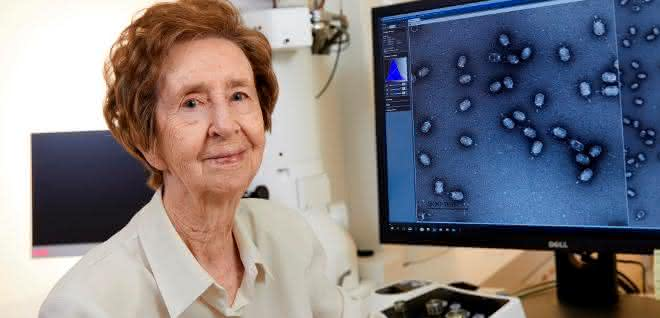 Margarita Salas ist für den Europäischen Erfinderpreis 2019 nominiert