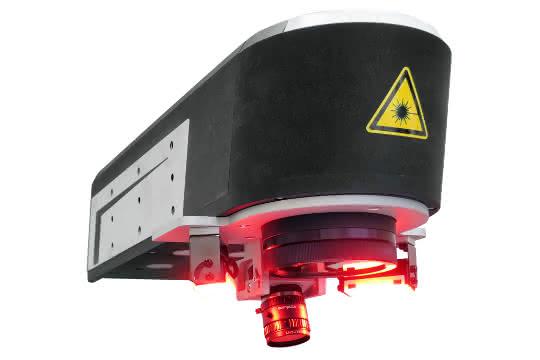 Faserlaser DFL Ventus Marker Industrial Design