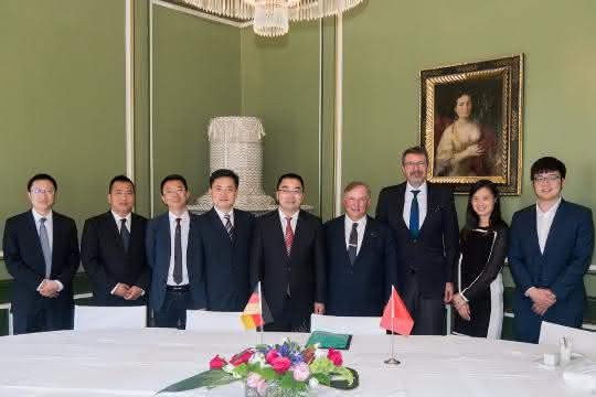 Die Mosolf Gruppe plant ein nachhaltiges Bahnprodukt entlang der neuen Seidenstraße zwischen Europa und China.