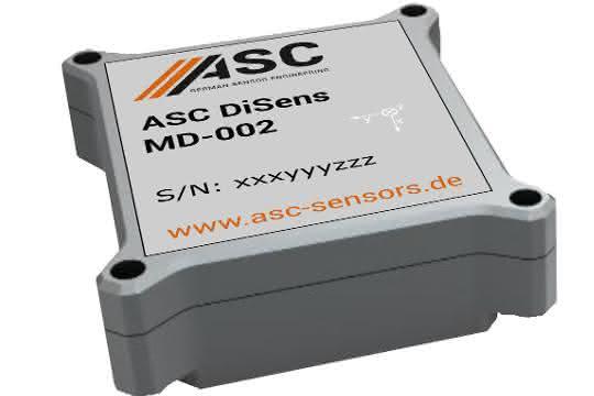 Sensor+Test 2019: Positionsbestimmung und digitale Beschleunigungssensoren