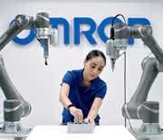 Mensch und Maschine arbeiten harmonisch zusammen