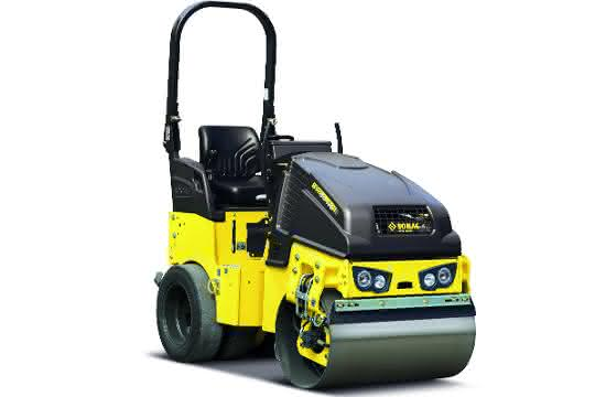 Bomag präsentiert sein Light Equipment
