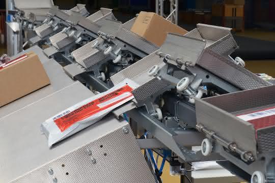 Sortiersystem: Mobiler Vertikalsorter sorgt für Flexibilität