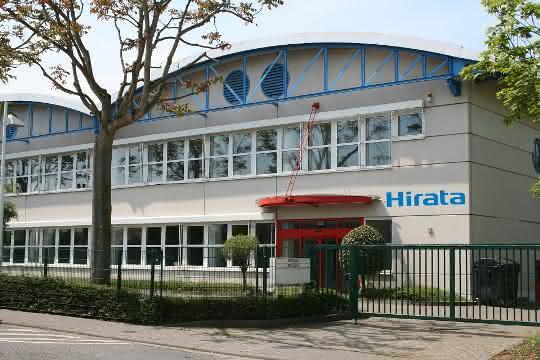 Hirata erweitert Standort in Mainz