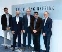 viastore erwirbt Mehrheit am Automatisierungsspezialisten Buck Engineering