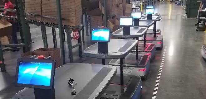 Kommissionierroboter: Wo der Cobot den Werker führt