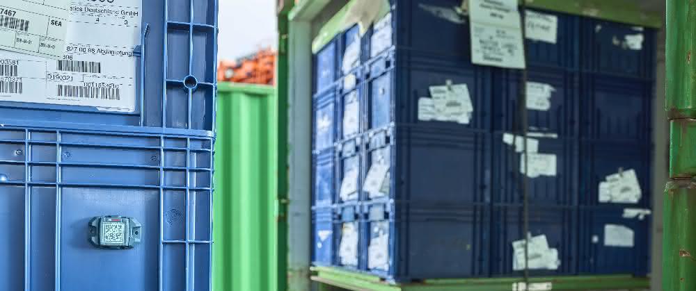 Containertracking auf Packstückebene