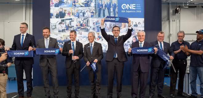 Investitionsprogramm: Schunk: 85 Millionen Euro für Fertigungsstandorte
