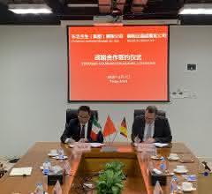 Industriemessen in China