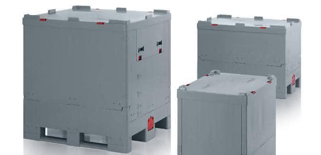 Intermediate Bulk Container: Hygienisch, sicher, wiederverwendbar