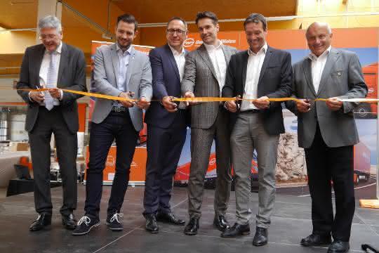 Gebrüder Weiss schließt Standorterweiterung in Kärnten ab
