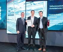 Flexible Kommissionierlösung: German Innovation Award 2019 an TGW verliehen