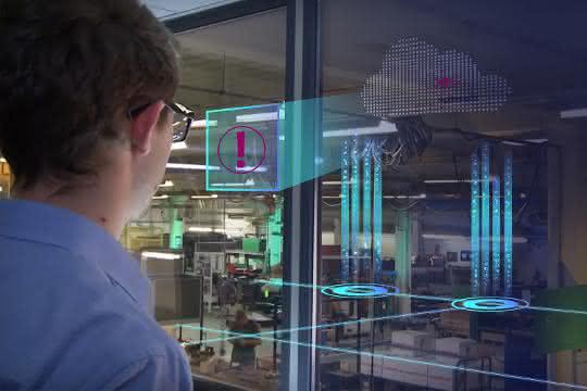Forschung: Digital unterstützte Arbeitswelten