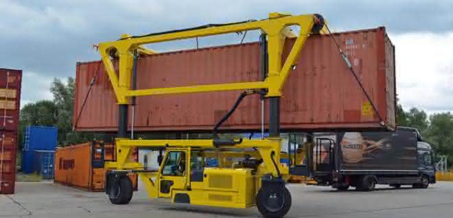 Containerhandling