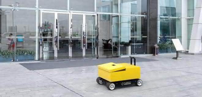 Roboterplattform