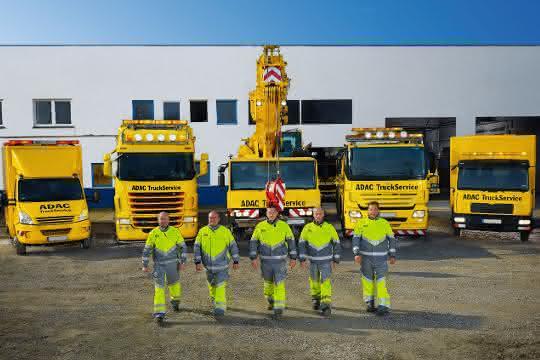 ADAC-Truckservice-Tochter erschließt neues Geschäftsfeld: Europe Net startet Unfallhilfe für Versicherer