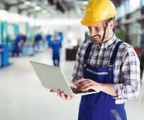 Aus Baugewerbe Unternehmermagazin 5\2019: Wartung mit Köpfchen