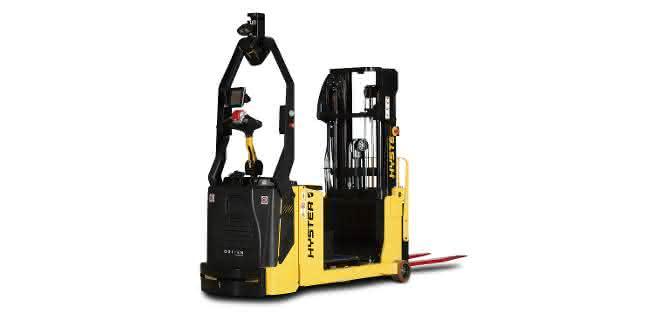 staplerbasierte Robotertechnik: Serien-Stapler automatisieren