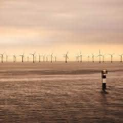 Off-shore-Windpark