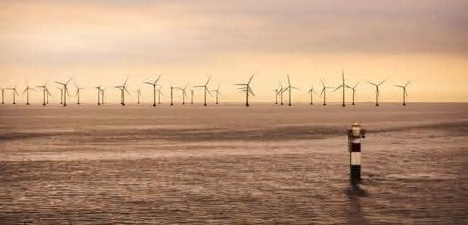 Off-shore-Windpark