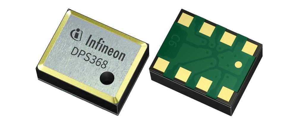 Sensor+Test: Neue Magnet- und Drucksensoren von Infineon