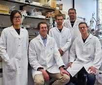 Prof. Helge Bode und sein Team