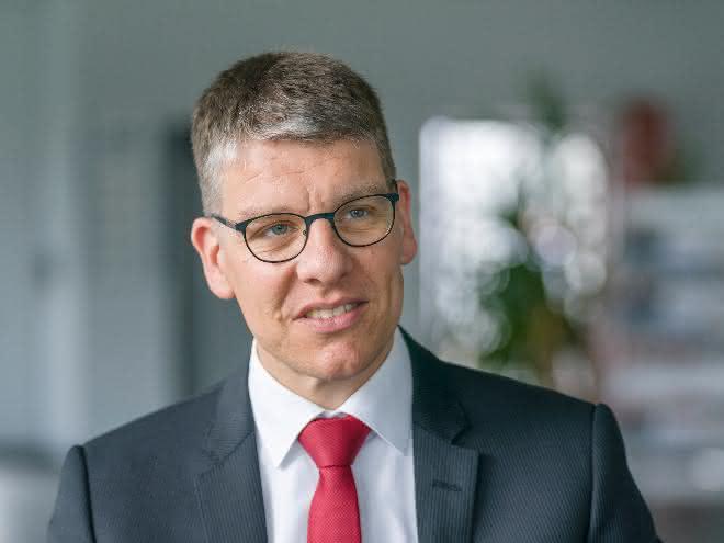 Dr. Jochen Kress, geschäftsführender Gesellschafter der Mapal Gruppe.