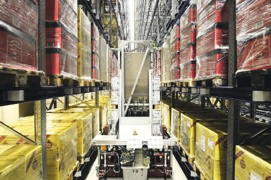 Aus materialfluss 5/2019: Brandschutz wirtschaftlich realisieren