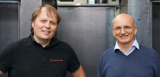 Größtes Strahlwerk Europas geplant: Zell wächst und plant den Umzug