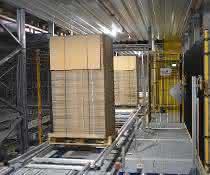 Hörmann Logistik erweitert bei Schumacher Packaging