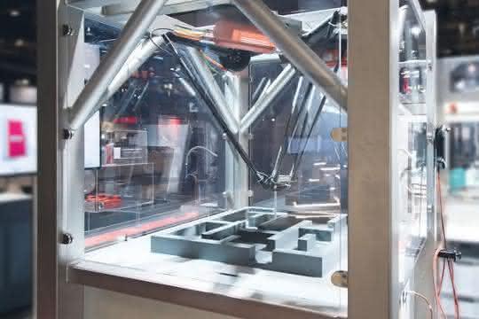 Montagebausatz für die Robotik