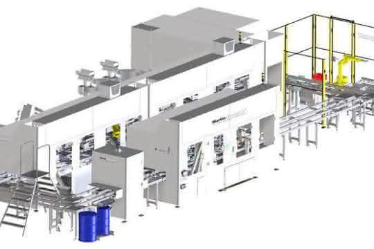 Produktion von Dämpfungssystemen