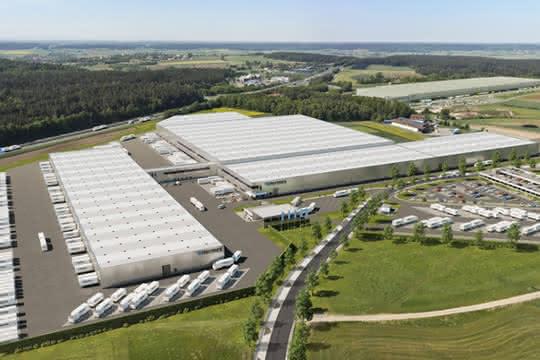Savills IM erwirbt Logistikneubau in der Metropolregion Nürnberg