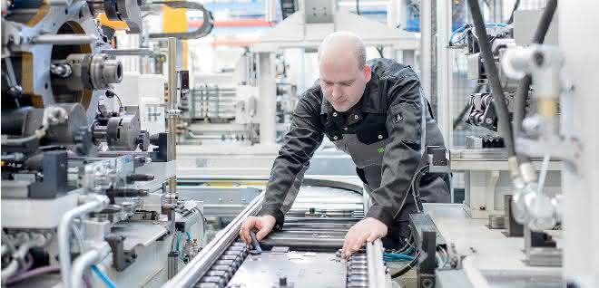 Industriedienstleistungen