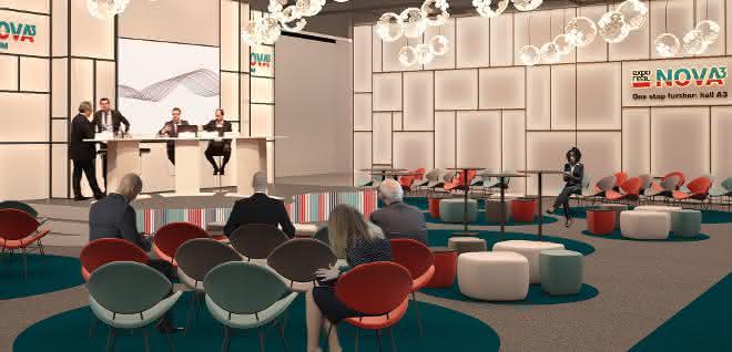 Expo Real öffnet eine weitere Halle
